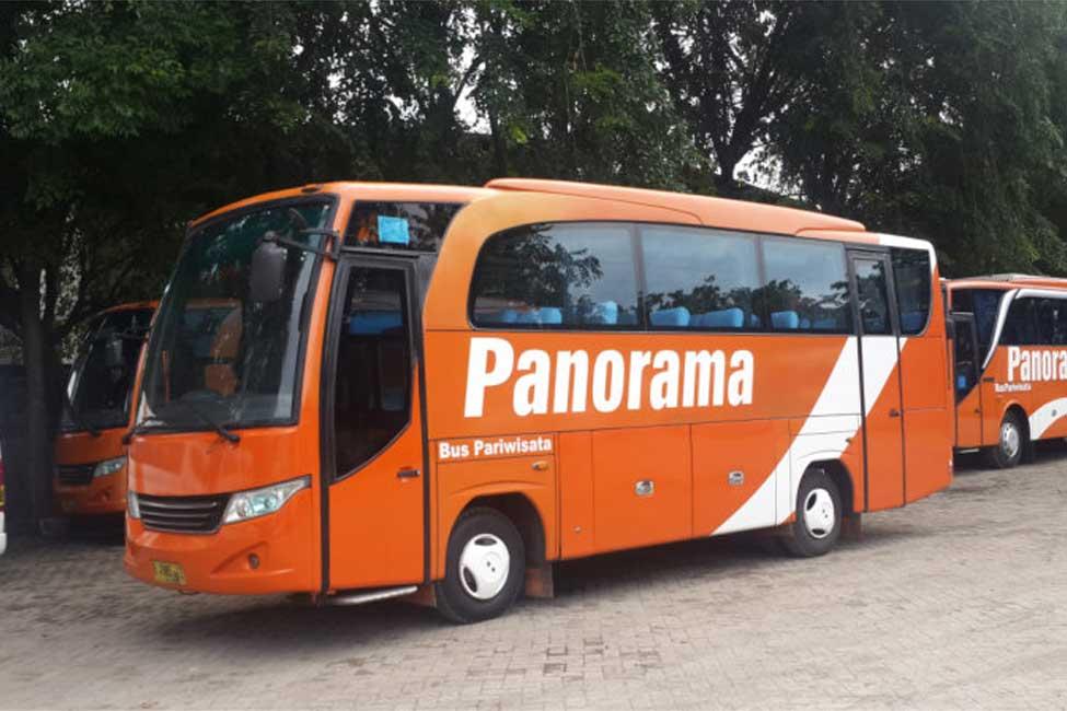 Harga Bus Pariwisata Medium panorama