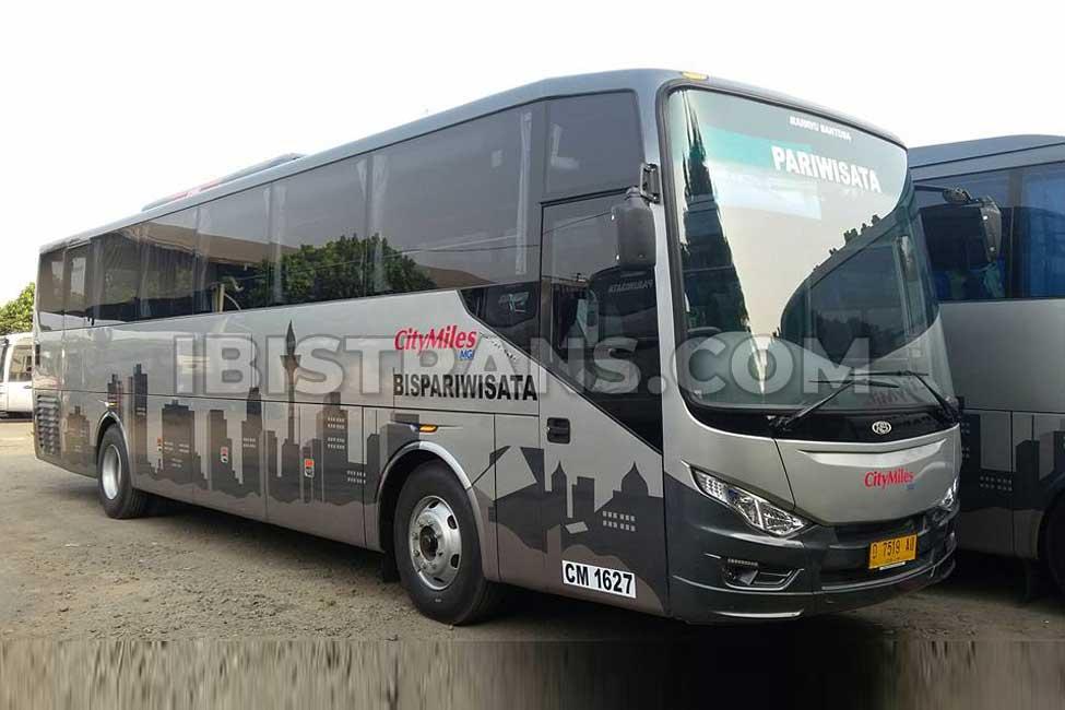 ibistrans.com bus pariwisata bandung citymiles