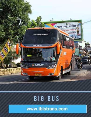 ibistrans.com bus pariwisata big HDD