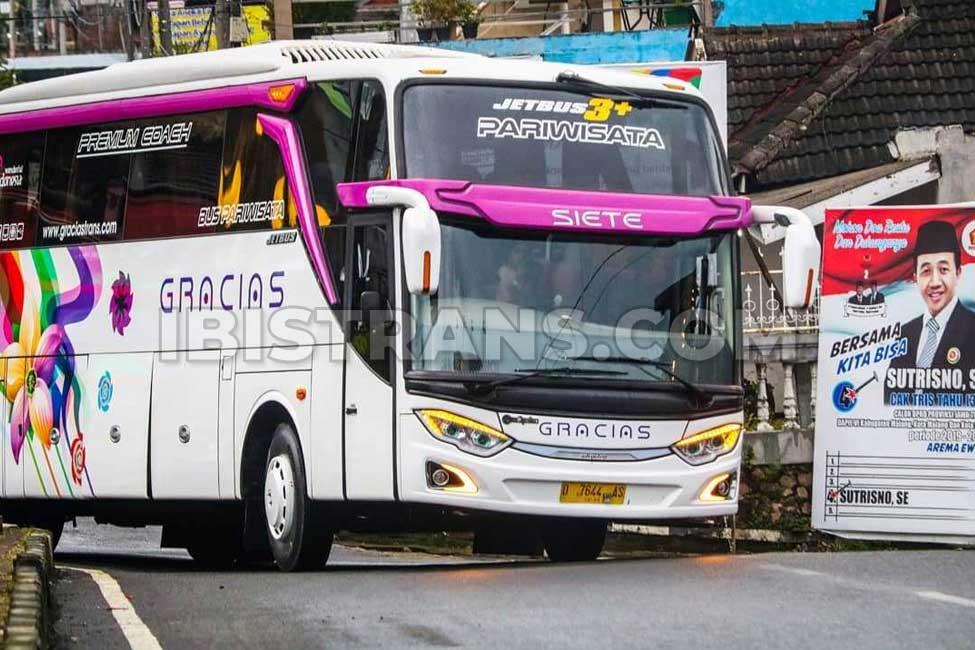 ibistrans.com bus pariwisata jakarta Jetbus3 HDD