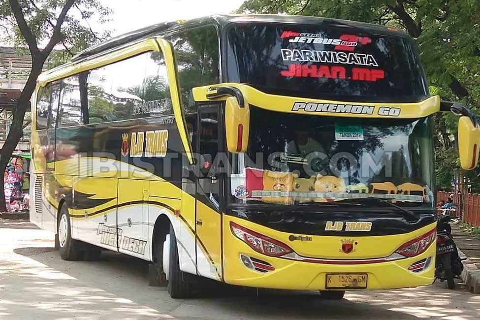 ibistrans.com bus pariwisata jakarta RJB Trans