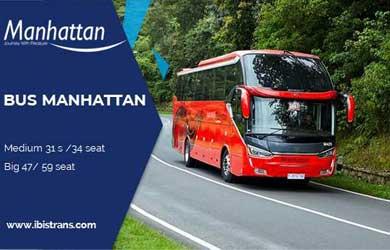 ibistrans.com bus pariwisata manhattan