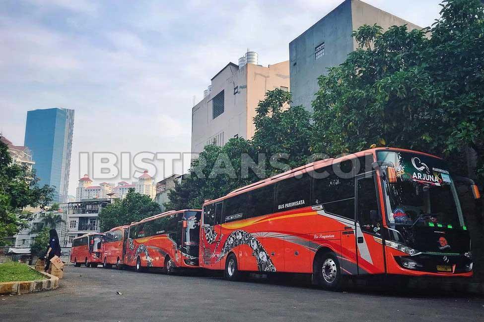 ibistrans.com foto bus pariwisata Cipta Karunia