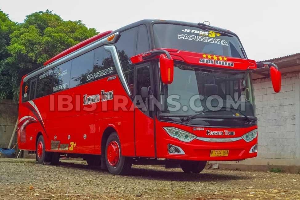 ibistrans.com foto bus pariwisata koswara trans Jetbus3