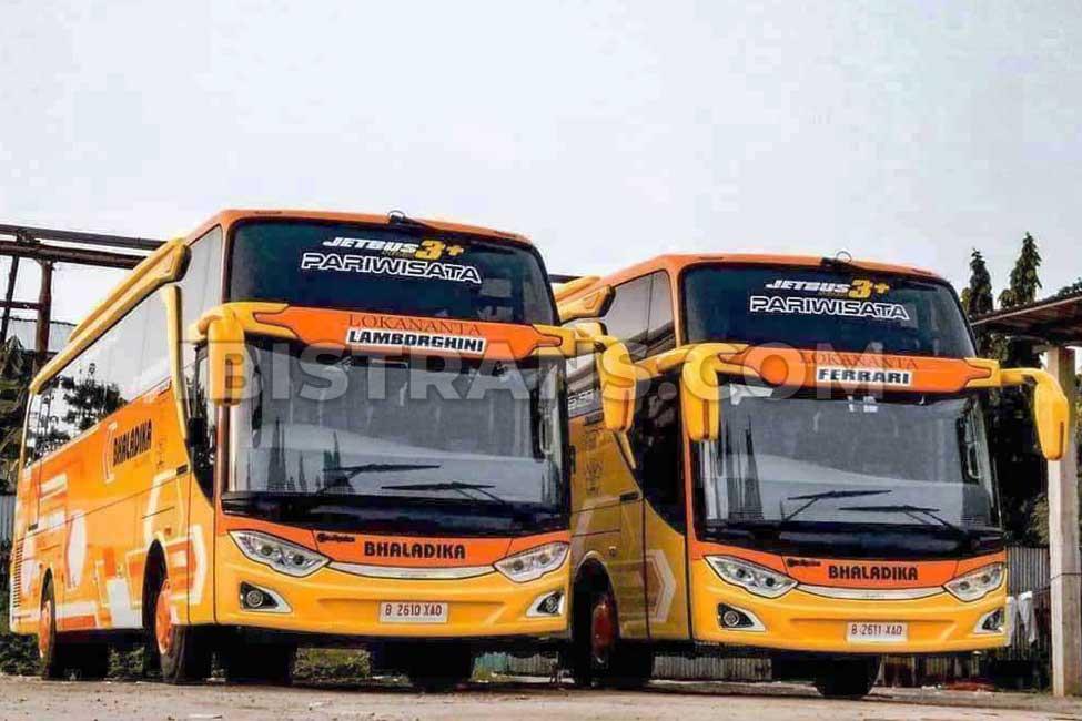 ibistrans.com foto sewa bus pariwisata Bhaladika