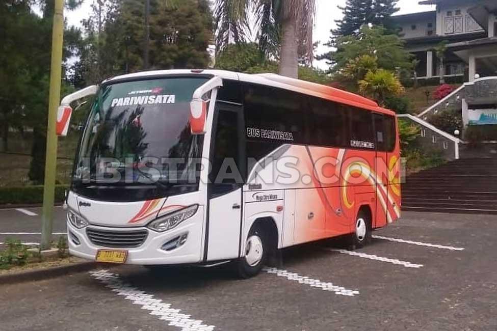 ibistrans.com foto sewa bus pariwisata medium mega citra wisata