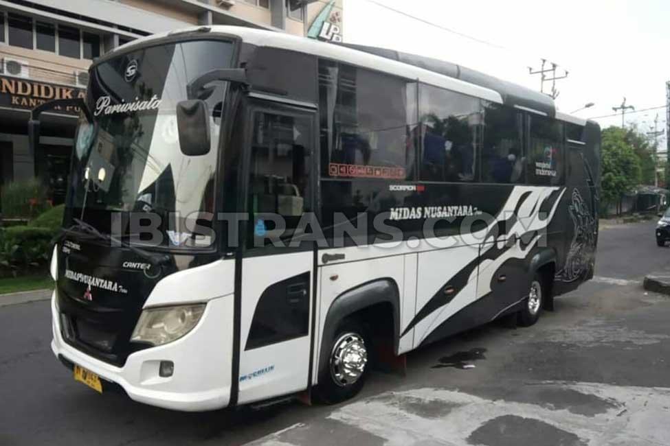 ibistrans.com foto sewa bus pariwisata medium midas nusantara