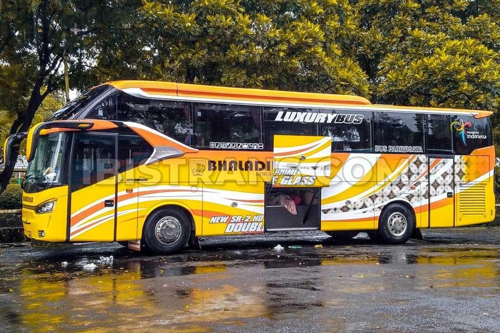 ibistrans.com gambar bus pariwisata Bhaladika