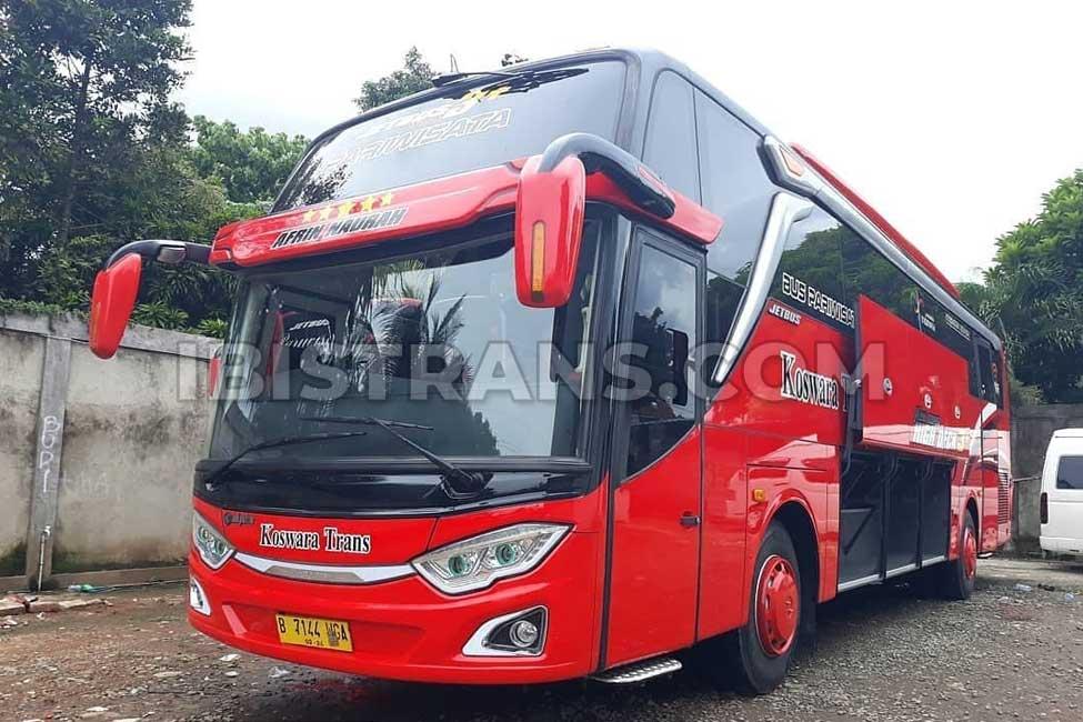 ibistrans.com gambar bus pariwisata Koswara trans