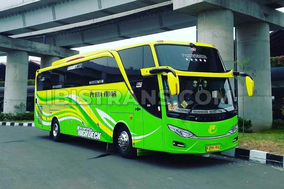 ibistrans.com gambar bus pariwisata putra tidar