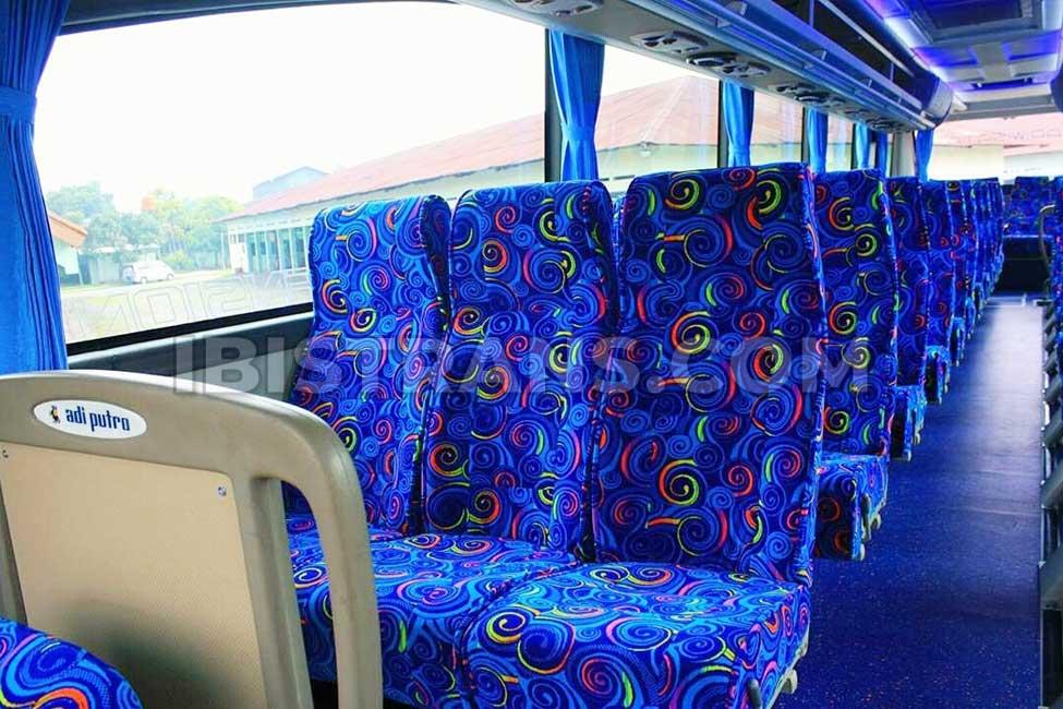 ibistrans.com gambar interior bus pariwisata gracias