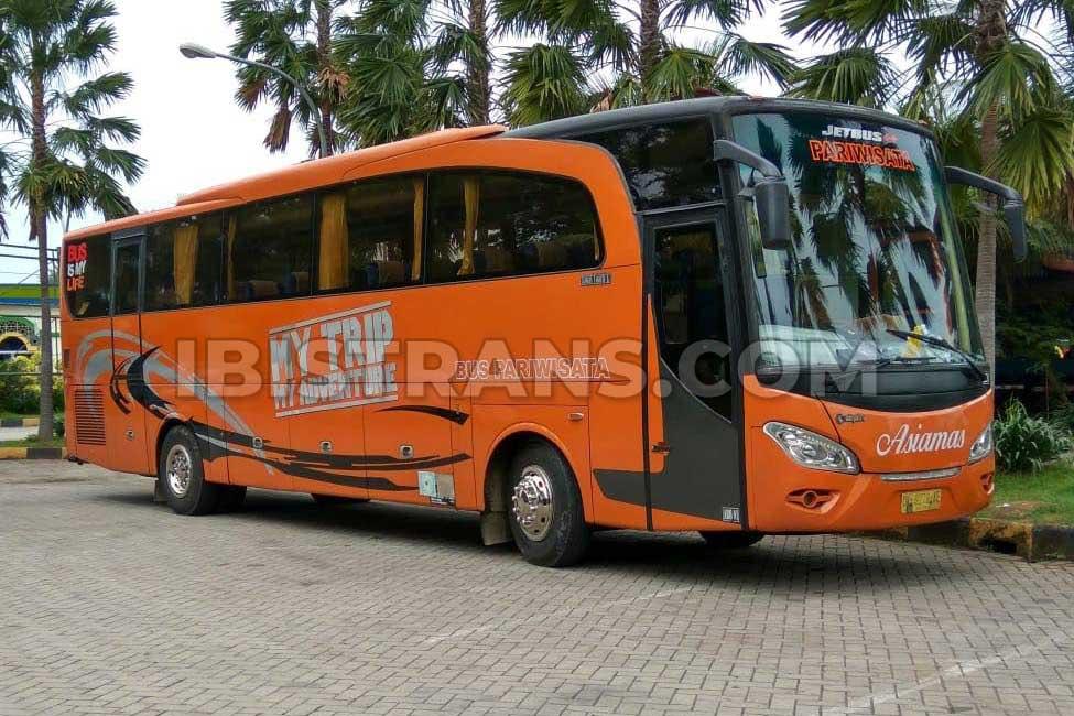 ibistrans.com harga bus pariwisata asiamas