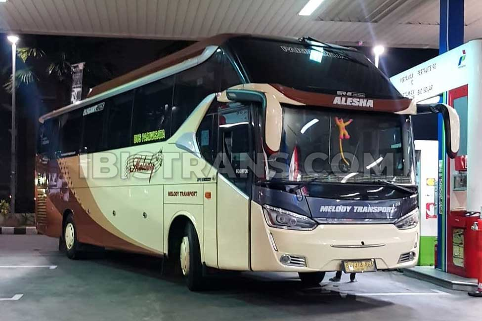 ibistrans.com harga bus pariwisata melody transport