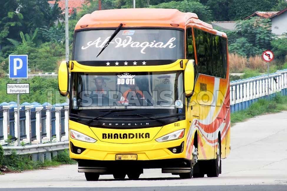 ibistrans.com harga sewa bus pariwisata Bhaladika