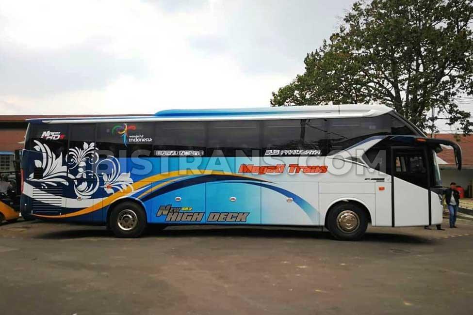 ibistrans.com harga sewa bus pariwisata megati trans