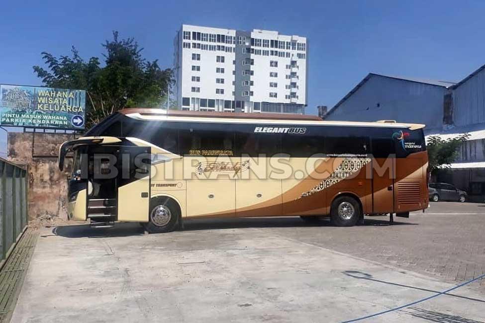 ibistrans.com harga sewa bus pariwisata melody transport