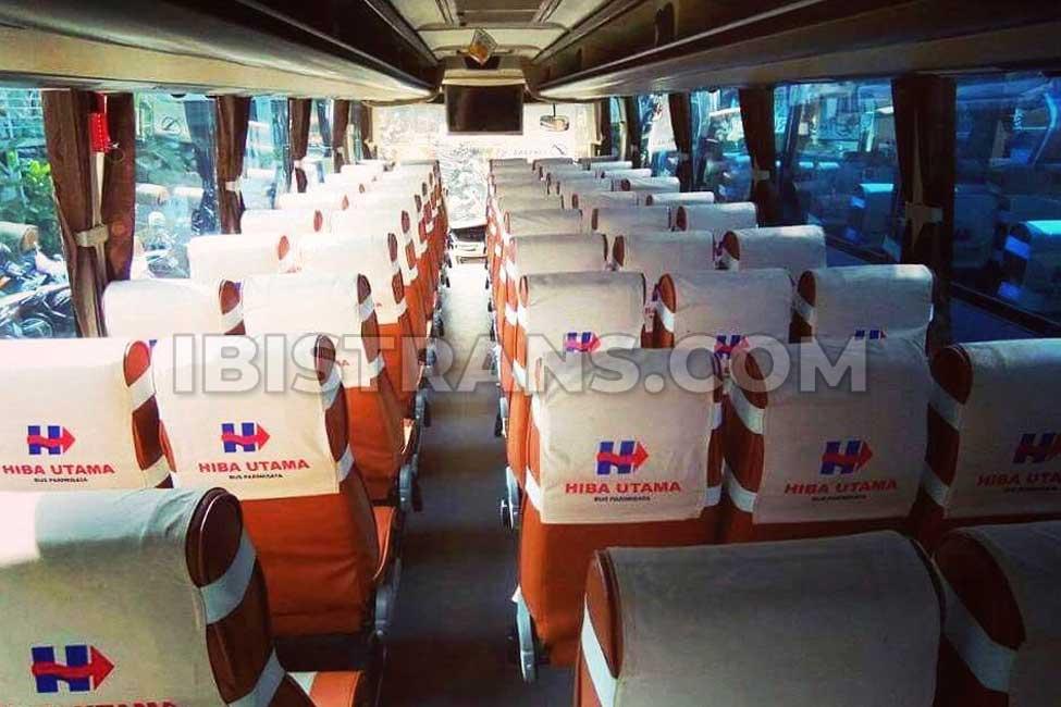 ibistrans.com interior po bus pariwisata hiba utama