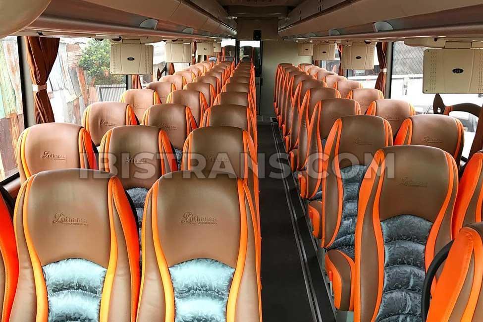 ibistrans.com interior sewa bus pariwisata luthansa