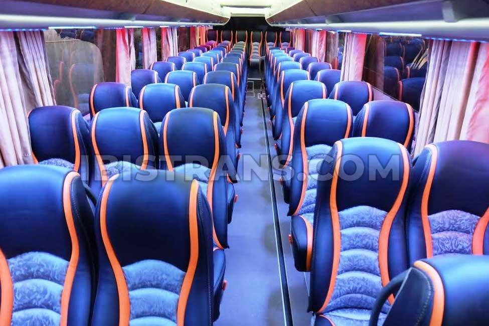 ibistrans.com interior sewa bus pariwisata mega citra wisata