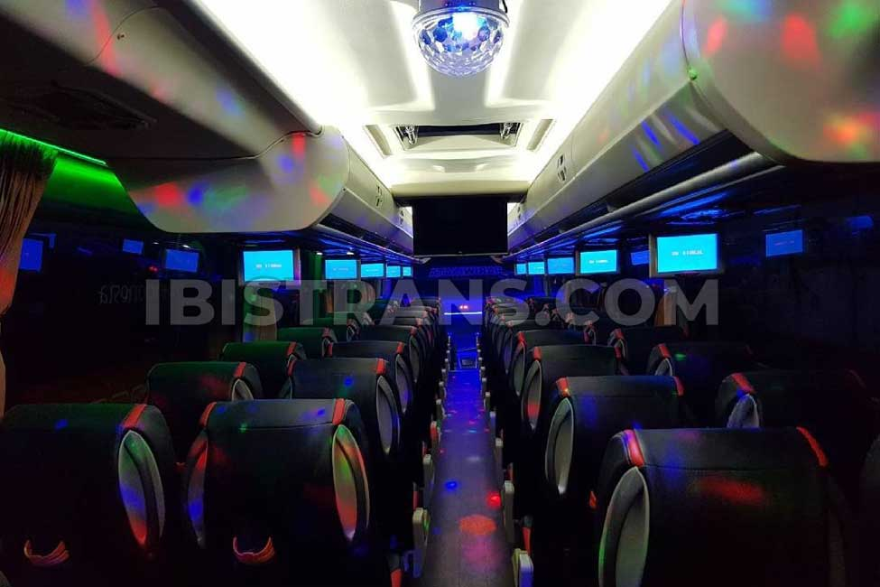 ibistrans.com interior sewa bus pariwisata william