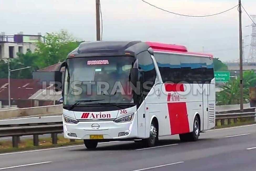 ibistrans.com po bus pariwisata Arion