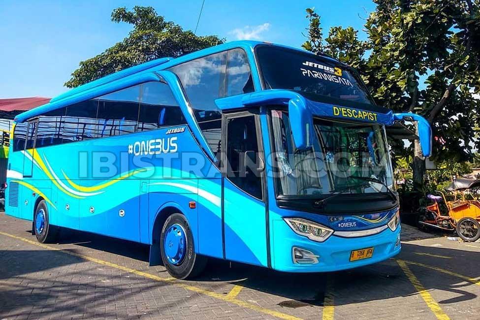 ibistrans.com po bus pariwisata one bus