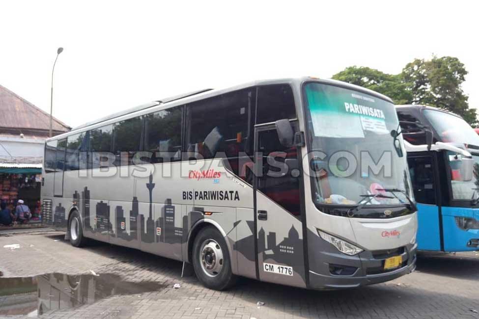 ibistrans.com sewa bus pariwisata bandung citymiles