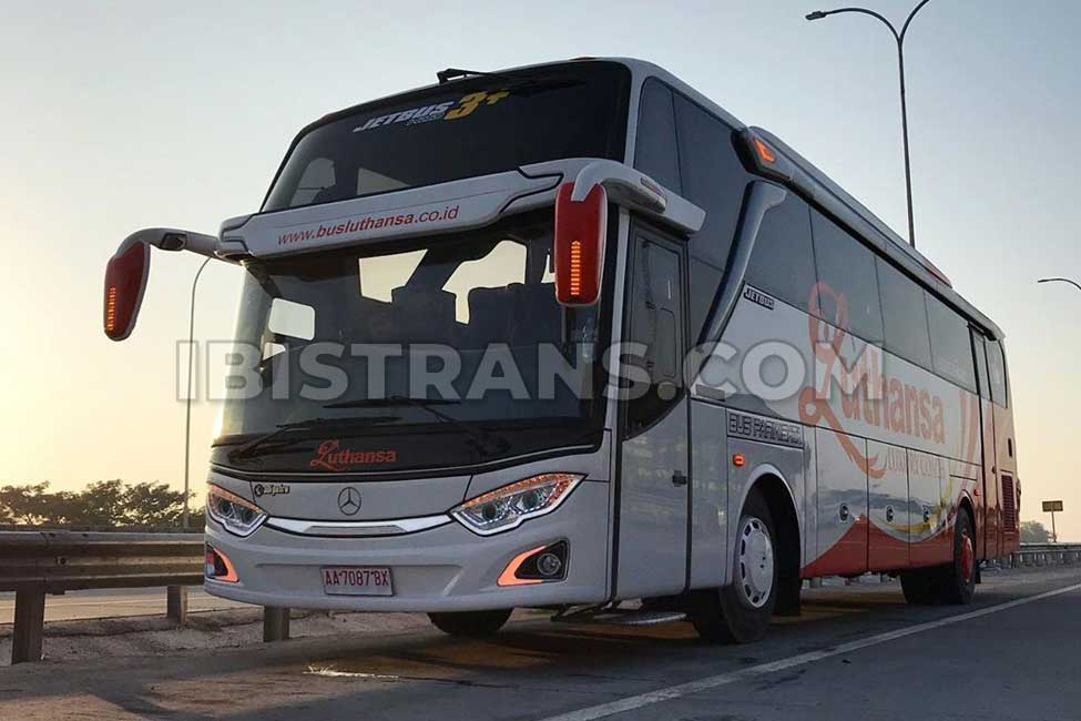 ibistrans.com sewa bus pariwisata luthansa