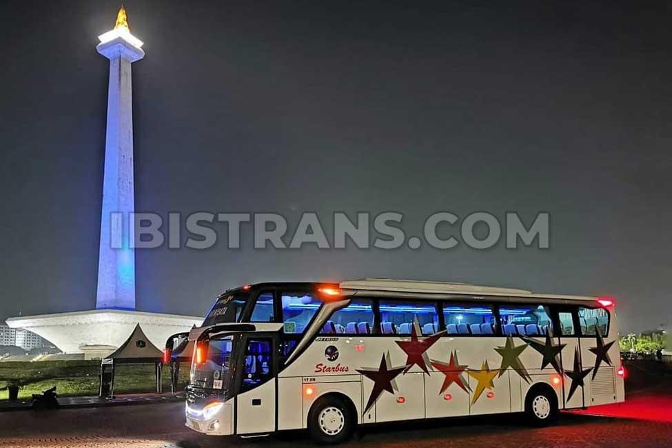 ibistrans.com sewa bus pariwisata starbus