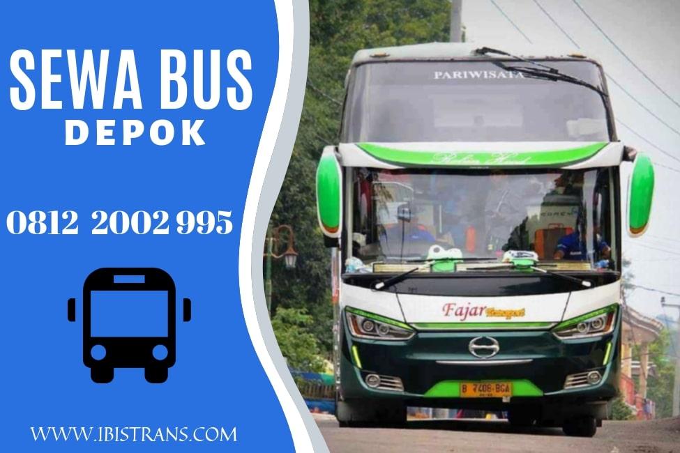 Foto Sewa Bus Pariwisata Depok
