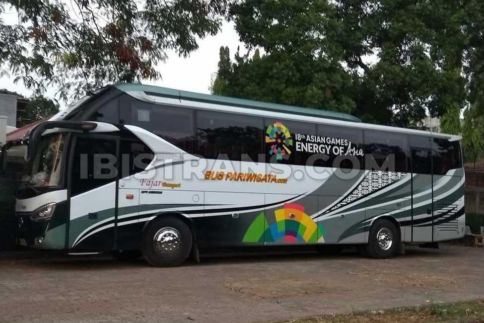 Ibistrans.com gambar bus pariwisata Fajar Transport