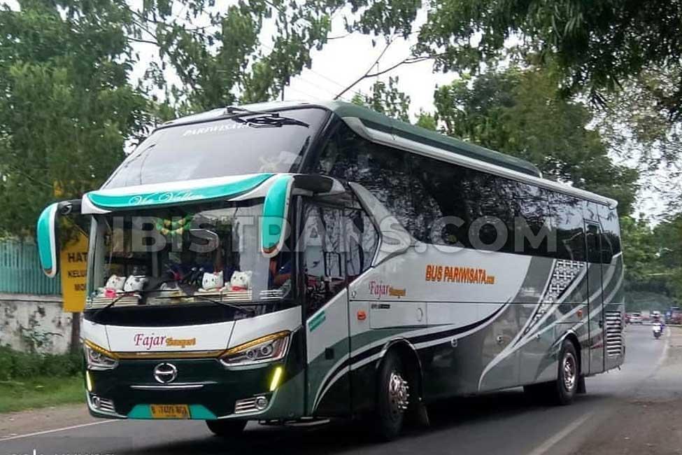 Ibistrans.com po bus pariwisata Fajar Transport