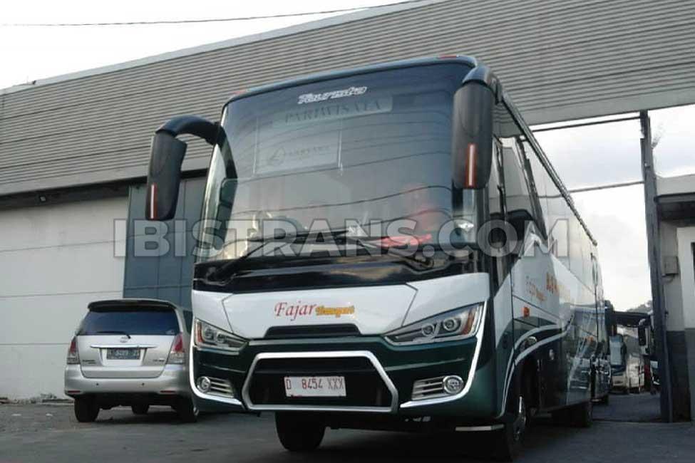 Ibistrans.com sewa bus pariwisata medium Fajar Transport