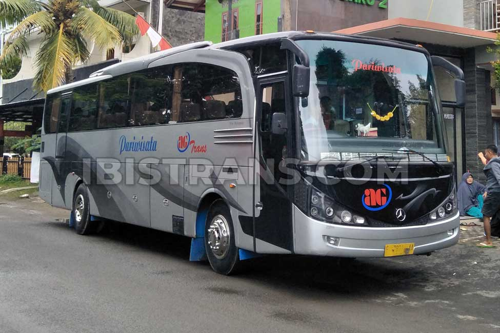 ibistrans.com bus pariwisata depok AG Trans