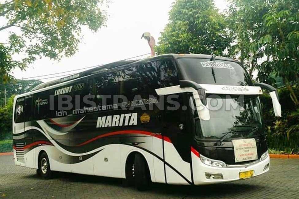 ibistrans.com bus pariwisata depok marita