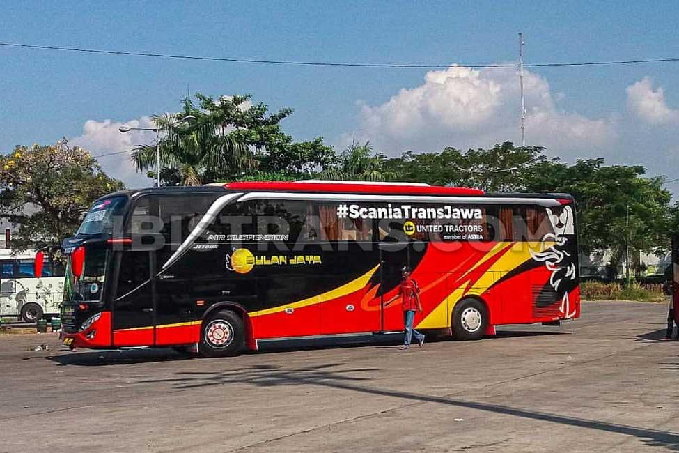 ibistrans.com foto bus pariwisata bulan jaya 48 seat