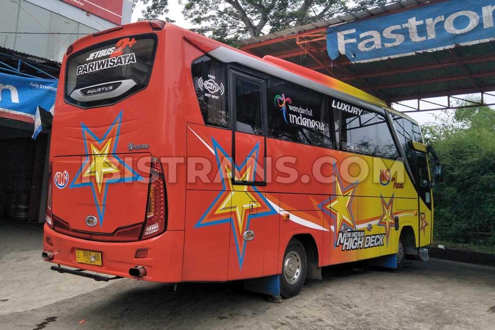 ibistrans.com gambar bus pariwisata AG Trans