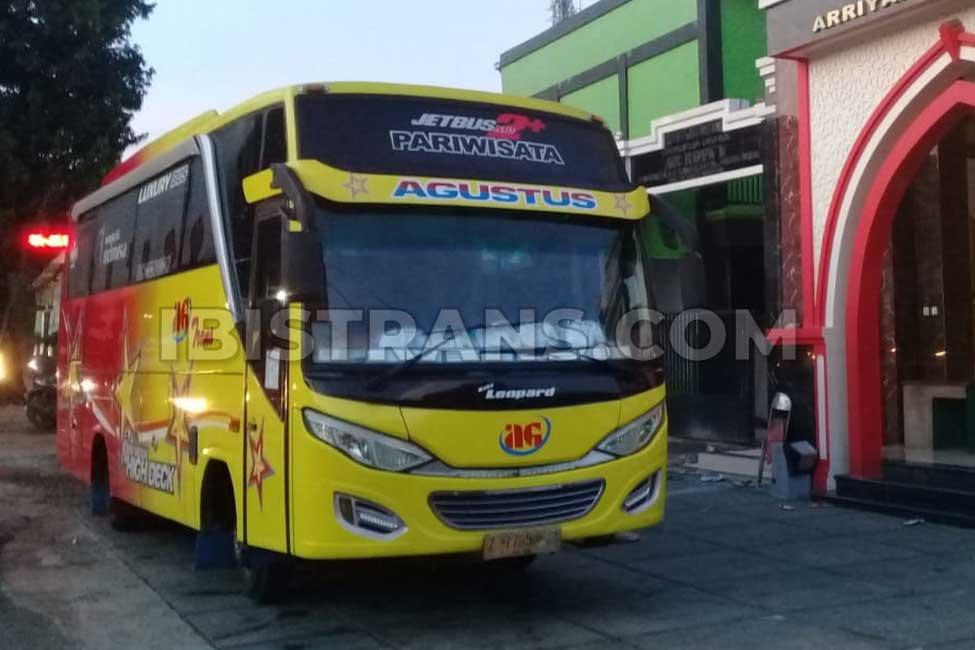 ibistrans.com harga sewa bus pariwisata AG Trans