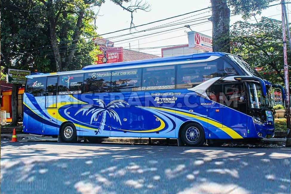 ibistrans.com harga sewa bus pariwisata armada jaya perkasa SHD Sr2HDprime