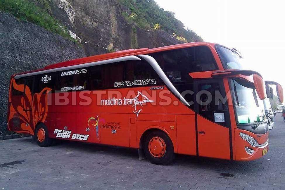 ibistrans.com harga sewa bus pariwisata meidina trans