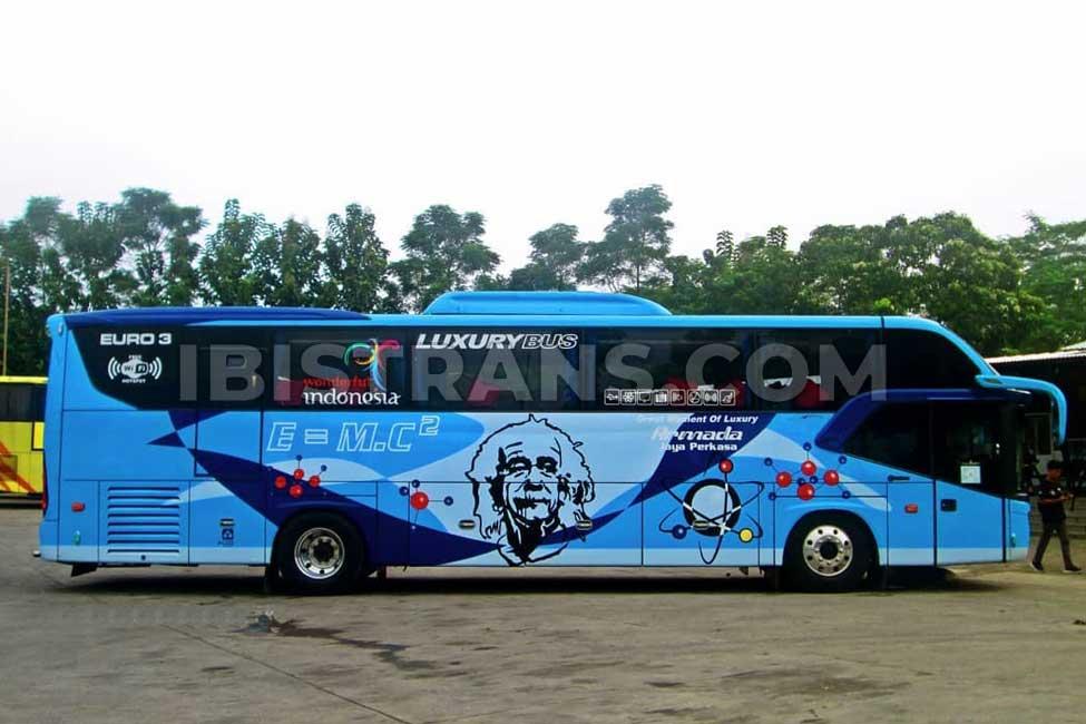 ibistrans.com sewa bus pariwisata armada jaya perkasa SHD Tentrem Avante