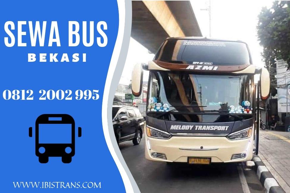 sewa bus pariwisata Bekasi