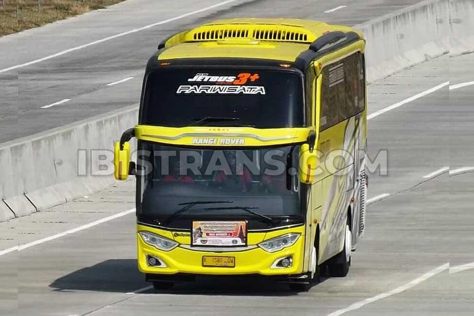 ibistrans.com bus pariwisata Tangerang subur jaya