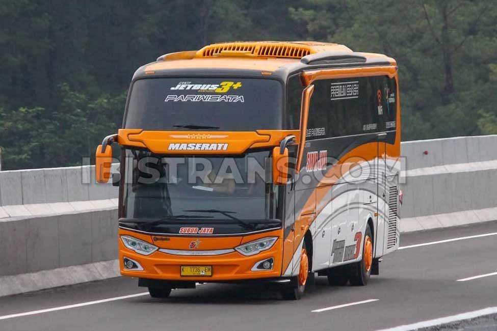 ibistrans.com foto bus pariwisata subur jaya