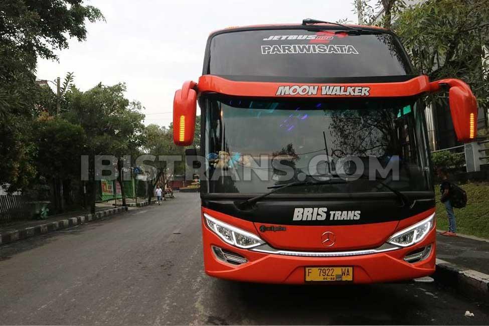 ibistrans.com foto sewa bus pariwisata bristrans