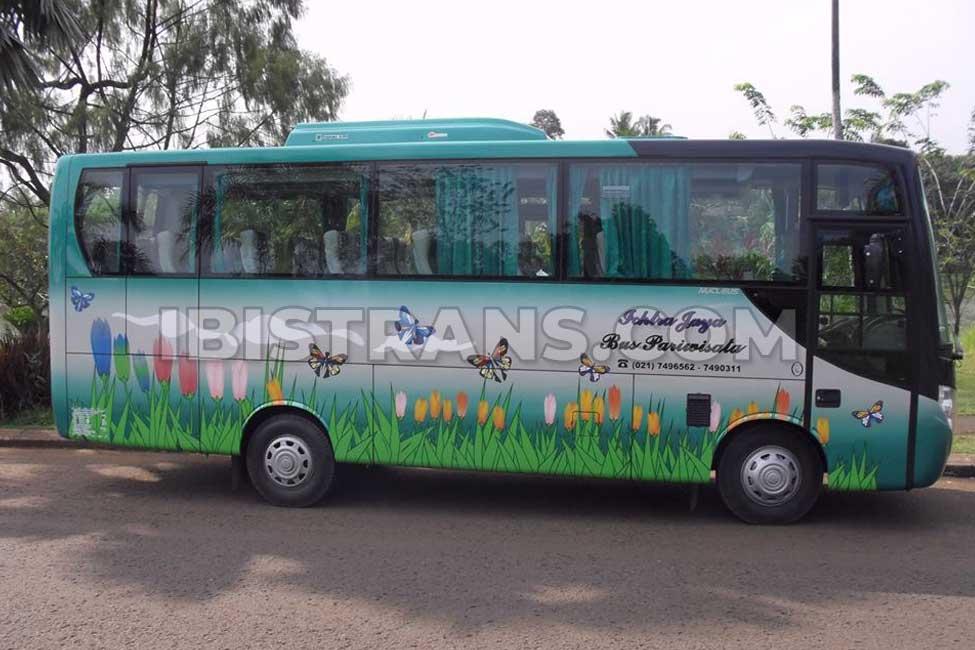 ibistrans.com sewa bus pariwisata Ichtra Jaya medium 29 seat
