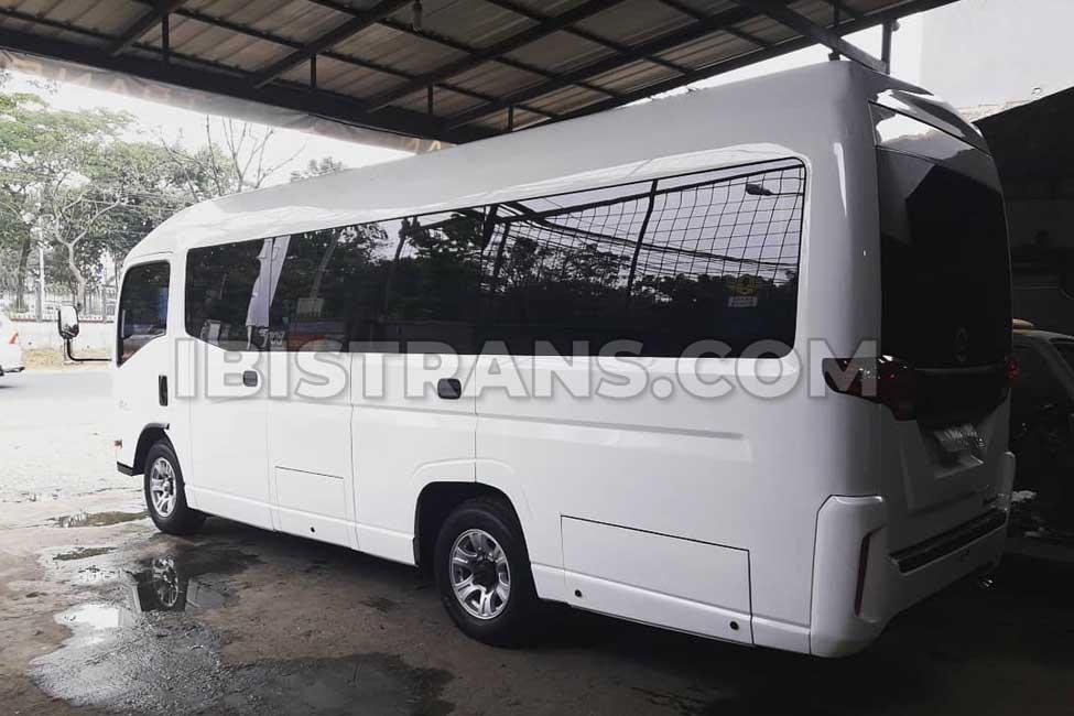 Foto Sewa Bus Pariwisata Mangurus Trans microbus elf 19 seat