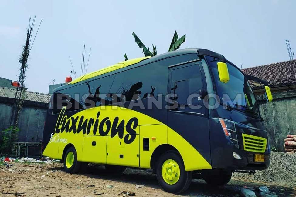 Sewa Bus Pariwisata Piknik Bus Harga Murah Fasilitas Lengkap
