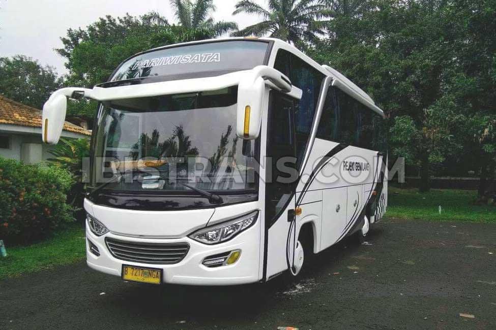 foto Bus medium Rejeki Gemilang