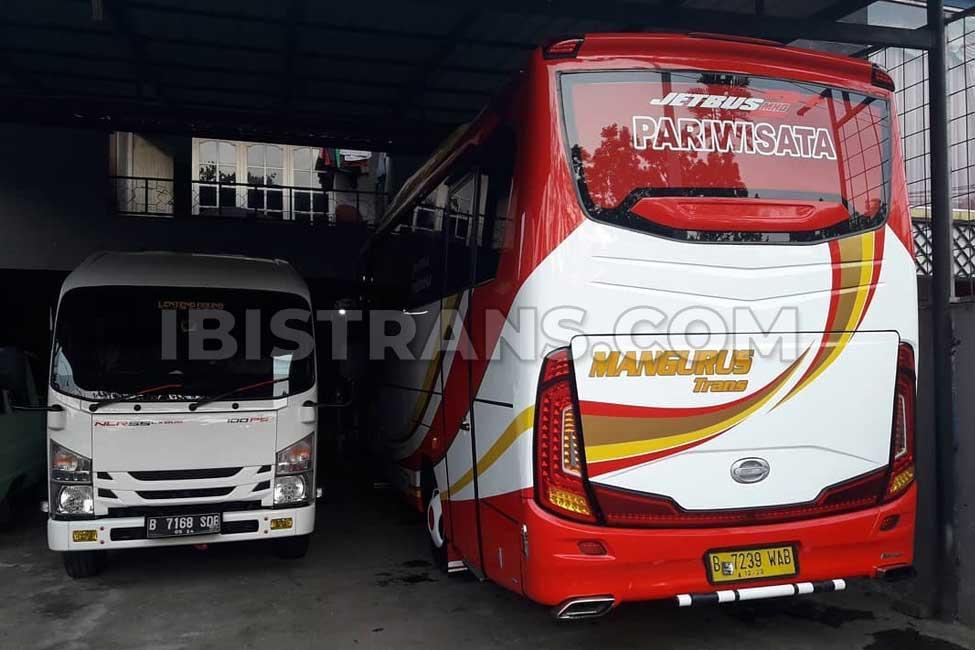 ibistrans.com Foto bus pariwisata Mangurus Trans